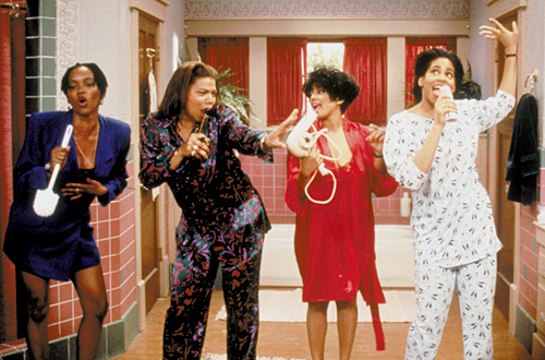 a review of the sitcom living single Cast of the 'living single' tv series starring queen latifah the first 'friends' tv sitcom- great show the television sitcom living single features queen latifah as.